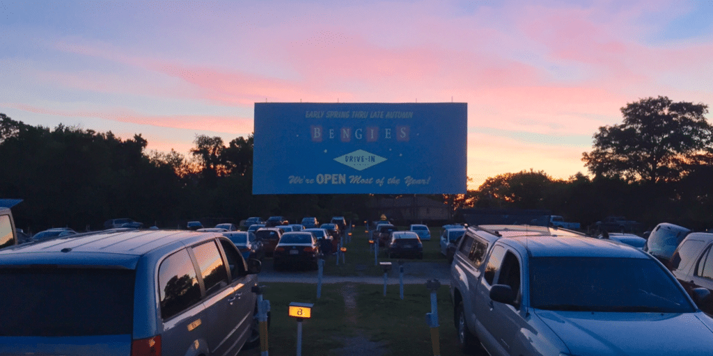 Bengies Drive In Theatre Outdoor Movies Family Fun Date Night